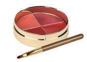 Jerome Alexander High-Pigment Lipstick Quad - Pigment Makeup