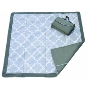 JJ Cole Collections Collections Outdoor Blanket, Stone Arbour