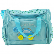 Vinmax Travel Baby Nappy Nappy Bag Mummy Changing Mat +Bottle Holder Handbag 4Pcs/Set