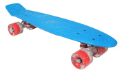 Vintage Awaii Baby Blue Skateboard 60cm