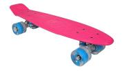 Awaii Vintage Style Skateboard 60cm Light Pink