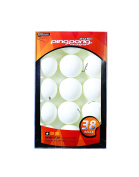 Ping Pong Table Tennis Balls (Pack of 38) - White