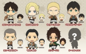 Giant Part2 of Pikutamu ! March ( non-scale type Trading Rubber Strap accessories 8 pieces BOX) by Good Smile Company