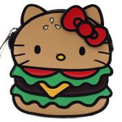Loungefly X Hello Kitty Hamburger Coin Bag