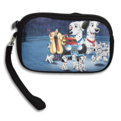 One Hundred And One Dalmatians Purse Wristlet Bag
