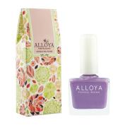 Alloya Natural Non Toxic Nail Polish, Water Based,011 Whispering In My Ear