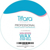 Tifara Beauty Non Woven Body and Facial Wax Strip Roll 7.6cm X 100YD