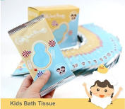 Kids Bath Bubble Soap Disposal Tissue