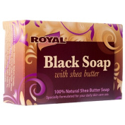 Pure Acoustics Black Soap Beauty Bar with Shea Butter, 950ml