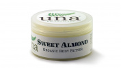 Una Biologicals Sweet Almond Body Butter 180ml