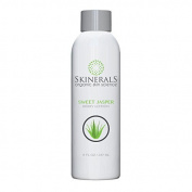Skinerals Organic Sweet Jasper Body Lotion Natural Ingredients Aloe, Coconut Oil, and Shea Butter for Softer Mosturized Skin