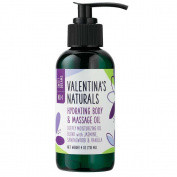 Valentina's Naturals Body Oil, Sweet Dreams, 120ml