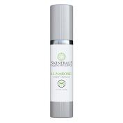 Skinerals Organic Lunarose Night Serum Natural Anti Ageing Wrinkle Treatment Restore Your Skin