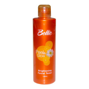 Bellic Peel and Glow Brightening Facial Toner - Fight Oil and Tighten Pores while Brightening Skin!