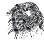 Sunfei 1PC Unisex Fashion Women Men Arab Shemagh Keffiyeh Palestine Scarf Shawl Wrap