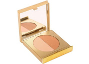 Jerome Alexander Blush and Bronze Brush Duo - Blush Highlighter and Contouring Brush for a Natural Look