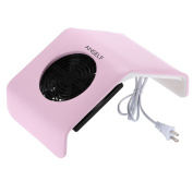 Anself 30W Nail Art Dust Collector Salon Suction Machine Vacuum Cleaner Salon Beauty Tool