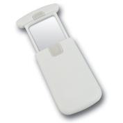 Reizen 3X LED Lighted Sliding Pocket Magnifier