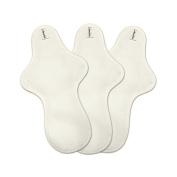 33cm Overnight Flow Pads / Cloth Sanitary Napkins / Reusable Cloth Menstrual Pads Heavy / Cloth Incontinence Pads / Maxi pads - 3 Overnight flow pads