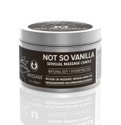 System JO Not So Vanilla Soy Sensual Massage Candle, 120ml