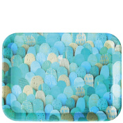 laroom 14125 Table Tray - Guards Turquoise, Turquoise