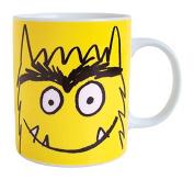 laroom 14116 Mug - Monster Of Emotions - Joy - Yellow