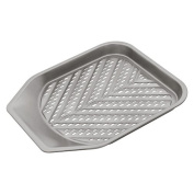 Judge Bakeware Chip Tray - Top performing 3 coat Non-Stick coating inside and outside