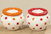 Assorted pois Ashtray - Price for 1 piece