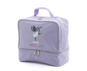 Girls Lilac Small Ballet Dance Shoe Hand Bag By Katz Dancewear KB98 Christmas Birthday Present