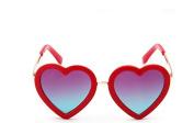 Da.Wa Cute Heart Shaped Child Size Sunglasses