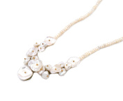 """""""Silver Dollar"""" Necklace by Michael Michaud for Silver Seasons"""