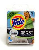 Tide Sport Travel Sink Packets
