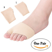 Dr. Kong Bunion Sleeves Half Socks Forefoot Cushions To Relief Forefoot Pain Bunion Aid Corrector
