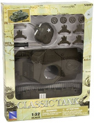 New Ray USA M3 Lee EZ Build Tank Model Kit 1:32 Scale by New Ray