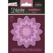Crafters Companion Die'sire Essentials - Dahlia by Crafters Companion