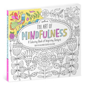 The Art of Mindfulness Colouring Book Colouring Books Crafts & Hobbies