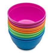 Cereal bowls, Soup bowls, Snack bowls, Noodle bowls, Kids bowls, Toddlers bowls, College Students bowls, 8 pieces Assorted Colours