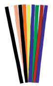 Wonderfoam Foam Strip, 1.3cm X 30cm , Assorted Colour, Pack of 100