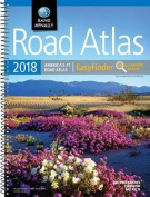 2018 Rand McNally Easyfinder Midsize Road Atlas