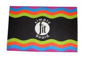 Simply Fit Board Workout Mat, Provides Extra Stability and Protects Your Floors