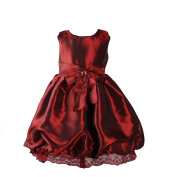 Cinda White Christening Party Dress