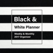Black and White Planner