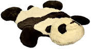 Baberoo Soft and Adorable Nursery Rug with Non-skid Bottom 90cm x 80cm - Panda