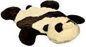 Baberoo Soft and Adorable Nursery Rug with Non-skid Bottom 90cm x 80cm - Panda