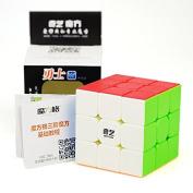 CuberSpeed QiYi Warrior W 3x3 Stickerless Speed cube Puzzle
