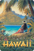 Hawaiian Vintage Postcards Pack of 30 - Hawaii - Isle of Paradise by Kerne Erickson
