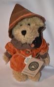 917368 Einstein Q. Scaredybear Scarecrow Boyds Bears and Friends 25cm by J.B. Bean and Associates