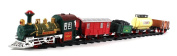 PowerTRC® Retro Continental Express Battery Operated Toy Train Set