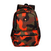 Manleno Nylon Kids Backpack Outdoor Daypack School Bags for Boys and Girls