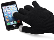Aduro Capacitive Smart Touchscreen Gloves for iPhone, iPad, Android